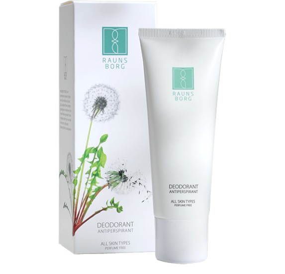 Deodorant parfumefri — Kvinder — Krop — Raunsborg Nordic