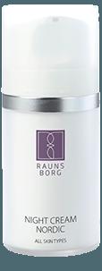 Night Cream — Kvinder —  Ansigt — Raunsborg Nordic