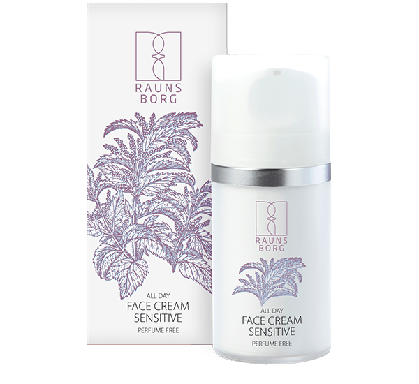 Face Cream — Sensitive — Ansigt — Raunsborg Sensitive