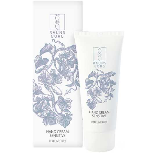 Hand Cream — Sensitive — Ansigt — Raunsborg Sensitive