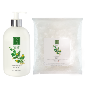 Raunsborg Hand Soap Refill Intro tilbud