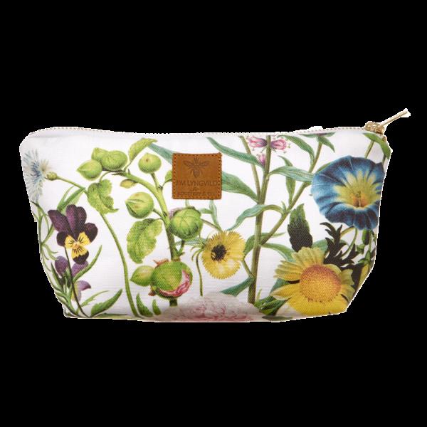 Jim_Lyngvild_Flower_garden_kosmetiktaske